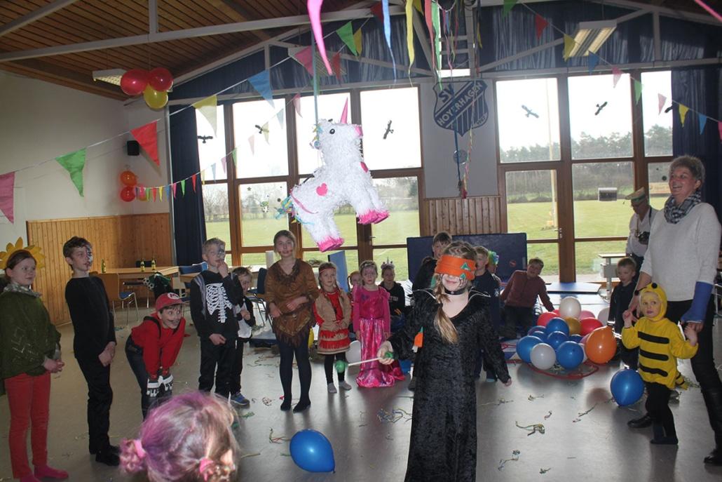 Kinderkarneval Hoyerhagen, 02.03.2019